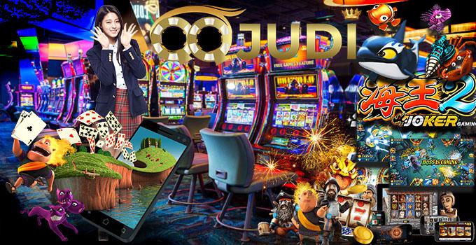 Memasang Permainan Slot Online Uang Asli Mudah Sekali